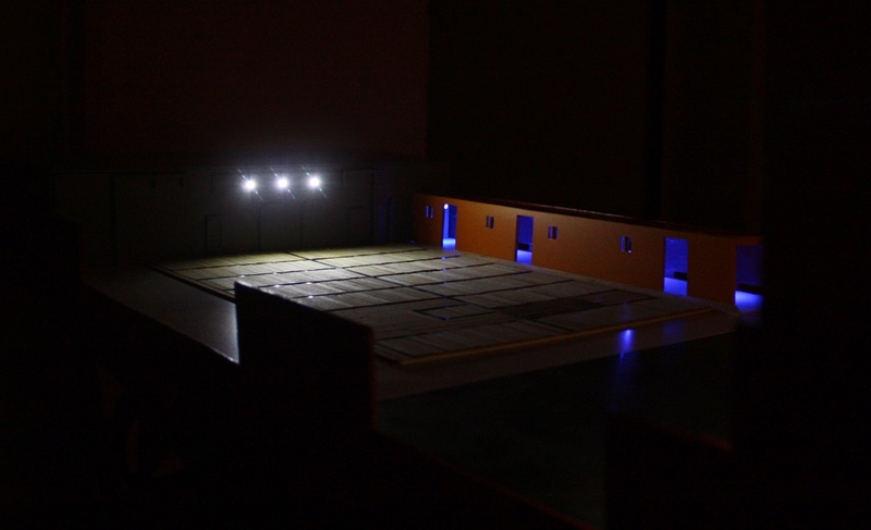 Bau eines X-Bow Schiffes in 1:50 Leia_210