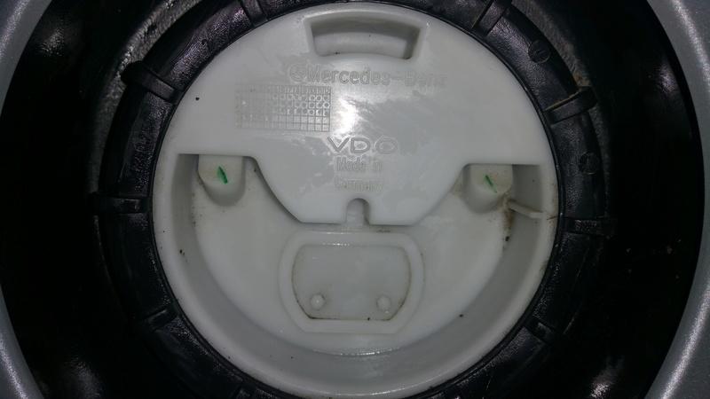 Remplacement filtre à carburant 20171012