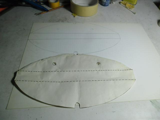 Meine Schrottmühle...Restauration eines Modells des Milenium Falcon vom AMT-Ertl 1014