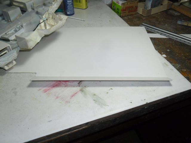 Meine Schrottmühle...Restauration eines Modells des Milenium Falcon vom AMT-Ertl 10a10