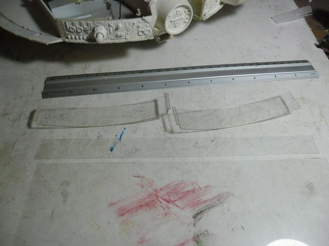 Meine Schrottmühle...Restauration eines Modells des Milenium Falcon vom AMT-Ertl 1113
