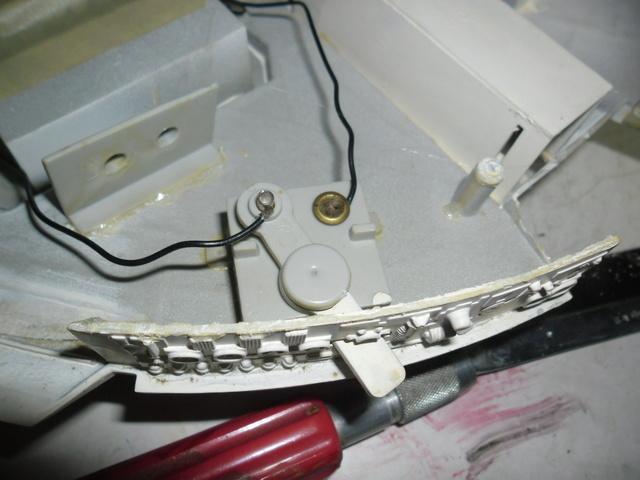 Meine Schrottmühle...Restauration eines Modells des Milenium Falcon vom AMT-Ertl 914