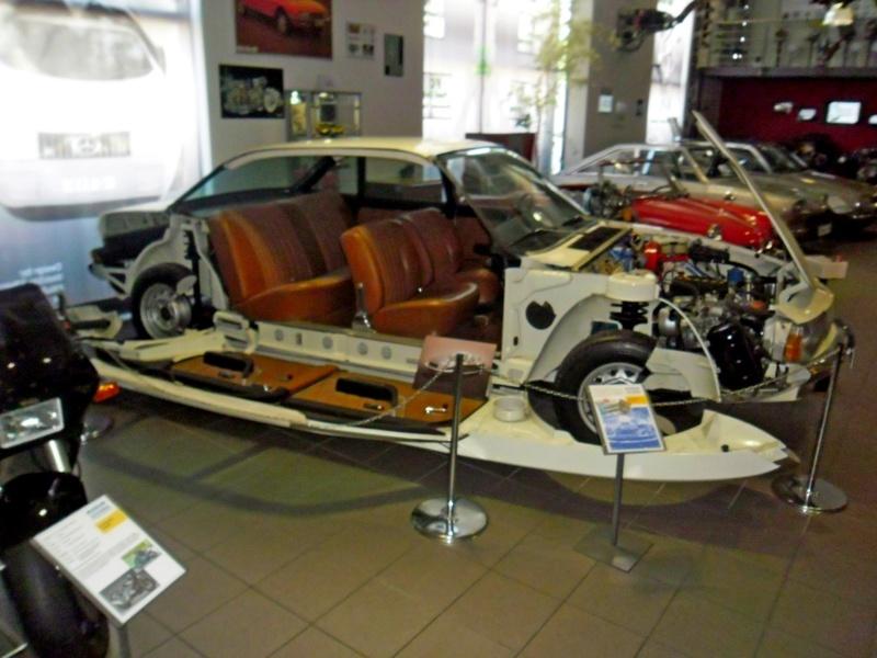 Automobilmuseum Altlußheim bei Speyer. A110