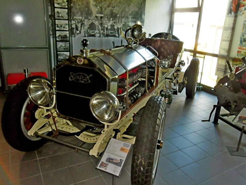 Automobilmuseum Altlußheim bei Speyer. B110