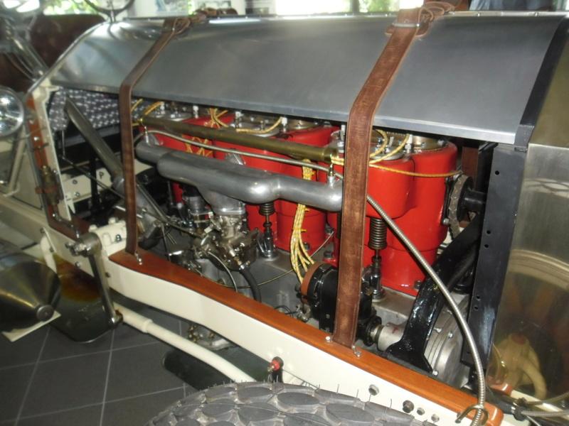 Automobilmuseum Altlußheim bei Speyer. B210