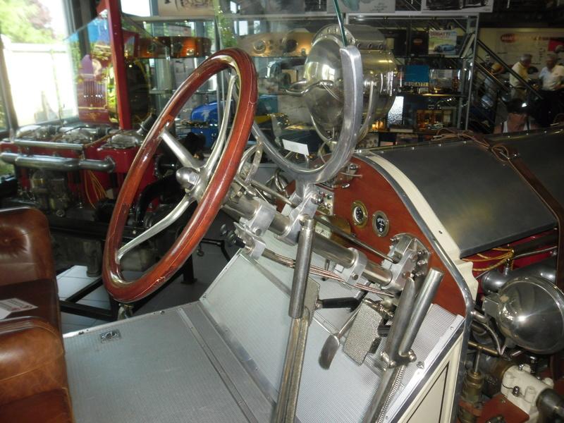 Automobilmuseum Altlußheim bei Speyer. B410