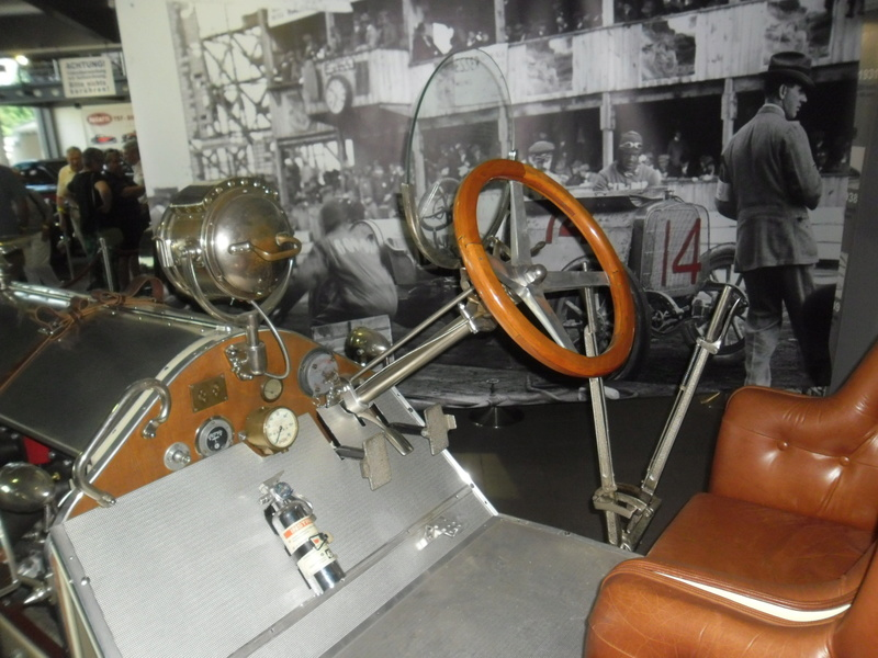 Automobilmuseum Altlußheim bei Speyer. B510