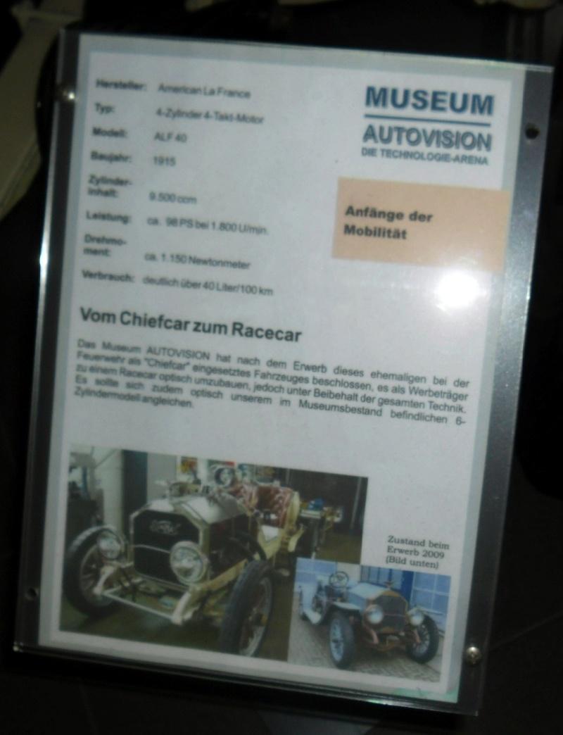 Automobilmuseum Altlußheim bei Speyer. B610