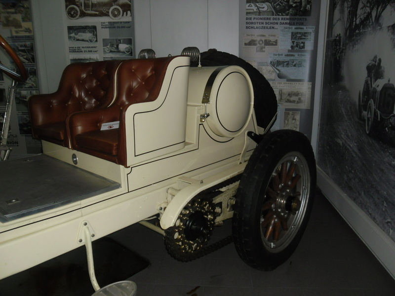 Automobilmuseum Altlußheim bei Speyer. C12