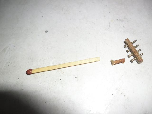 """Restaurierung eines Modells der """"Pamir"""" Hhhh10"""