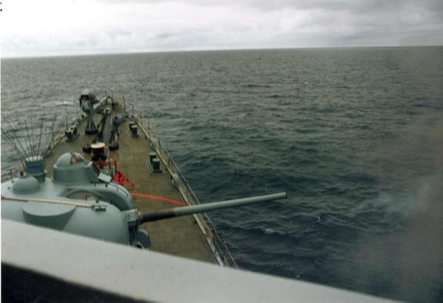 Zum Raketenschießen zu den Bahamas. Zerstörer Lütjens. Img35810