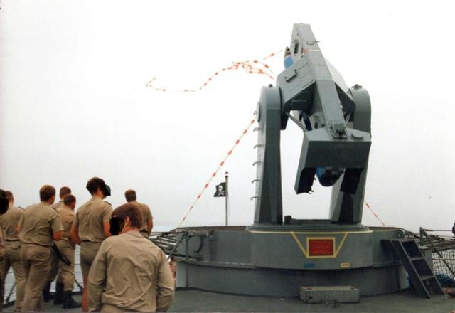 Zum Raketenschießen zu den Bahamas. Zerstörer Lütjens. Img39910