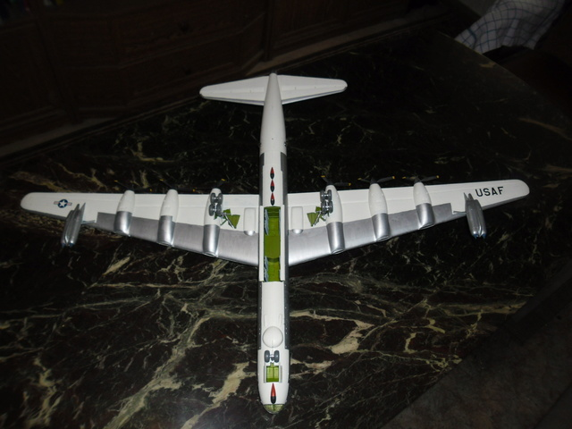 "B-36 ""Peacemaker"" Restaurierung. Sam_5142"