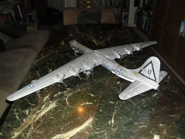 "B-36 ""Peacemaker"" Restaurierung. Sam_5219"