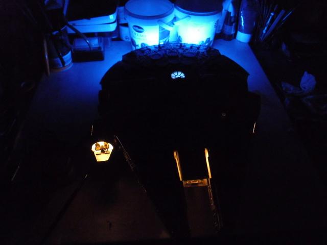 Meine Schrottmühle... Teil 2- Umbau des Milenium Falcon  Sam_8129