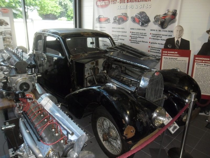 Automobilmuseum Altlußheim bei Speyer. Sam_9248