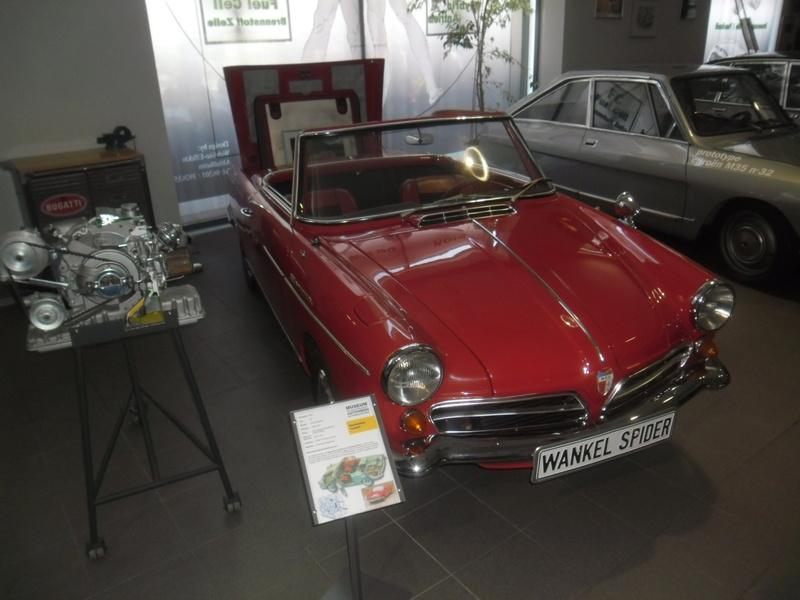 Automobilmuseum Altlußheim bei Speyer. Sam_9257