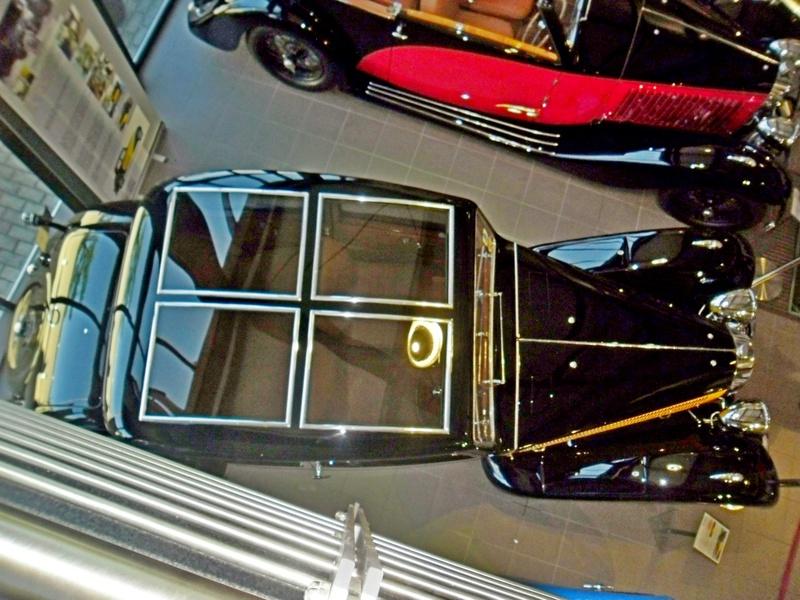 Automobilmuseum Altlußheim bei Speyer. Sam_9321
