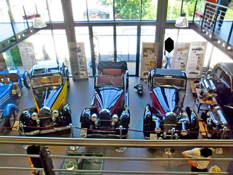 Automobilmuseum Altlußheim bei Speyer. Sam_9323
