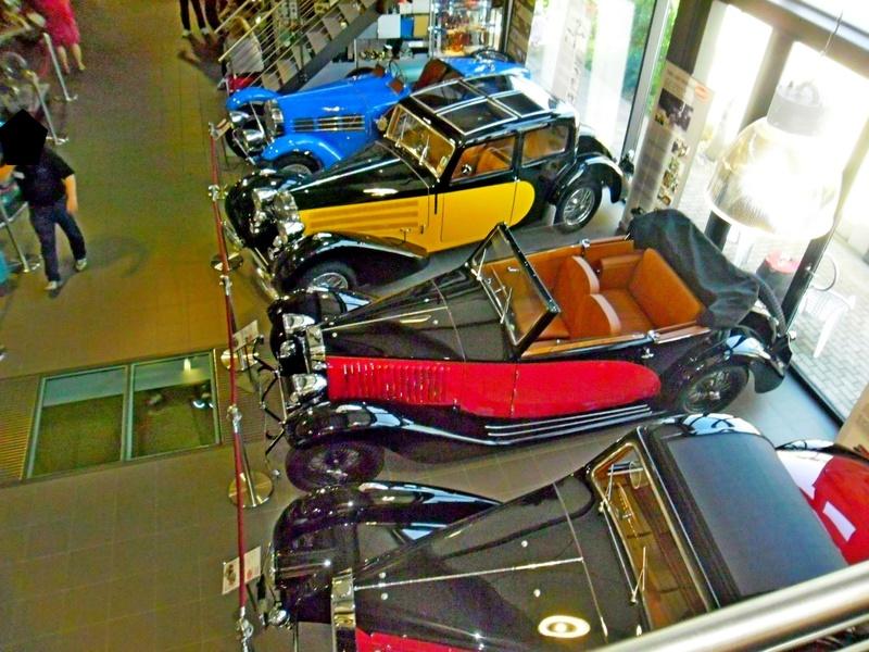 Automobilmuseum Altlußheim bei Speyer. Sam_9324