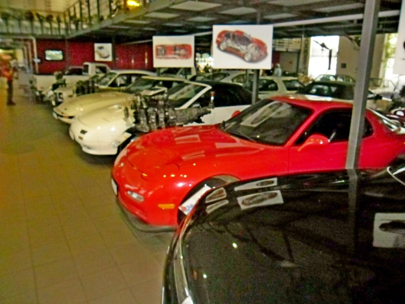 Automobilmuseum Altlußheim bei Speyer. Sam_9326