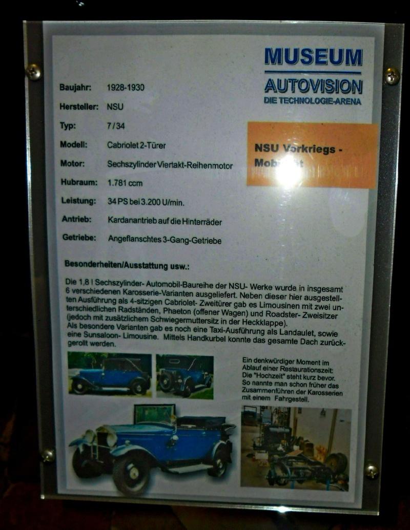 Automobilmuseum Altlußheim bei Speyer. Sam_9335