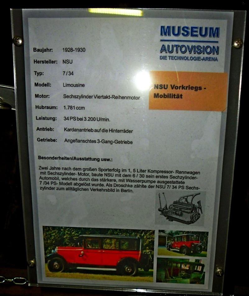 Automobilmuseum Altlußheim bei Speyer. Sam_9336