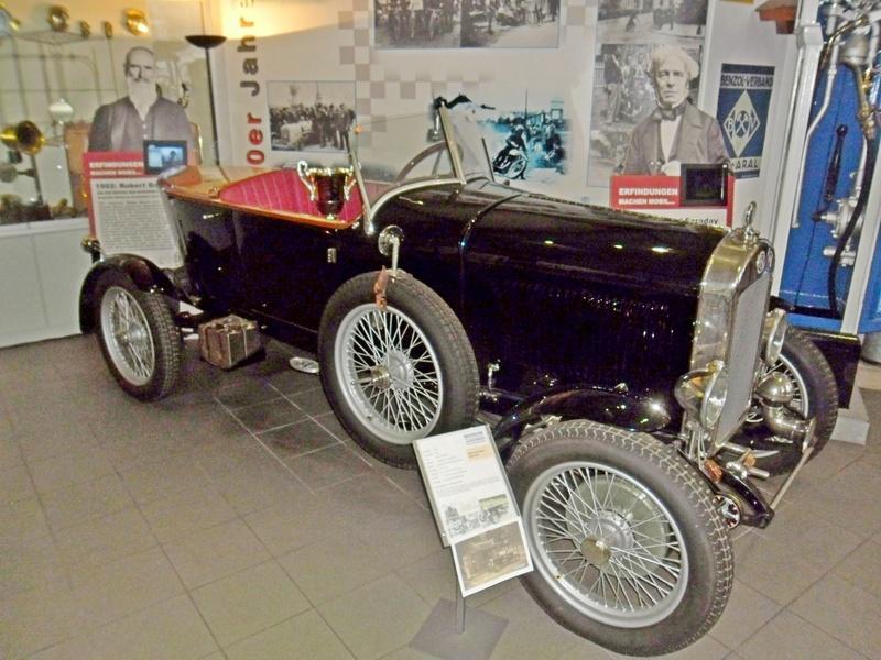 Automobilmuseum Altlußheim bei Speyer. Sam_9337