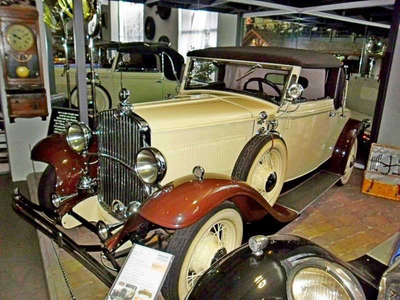 Automobilmuseum Altlußheim bei Speyer. Sam_9340