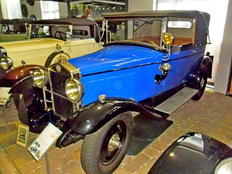 Automobilmuseum Altlußheim bei Speyer. Sam_9343