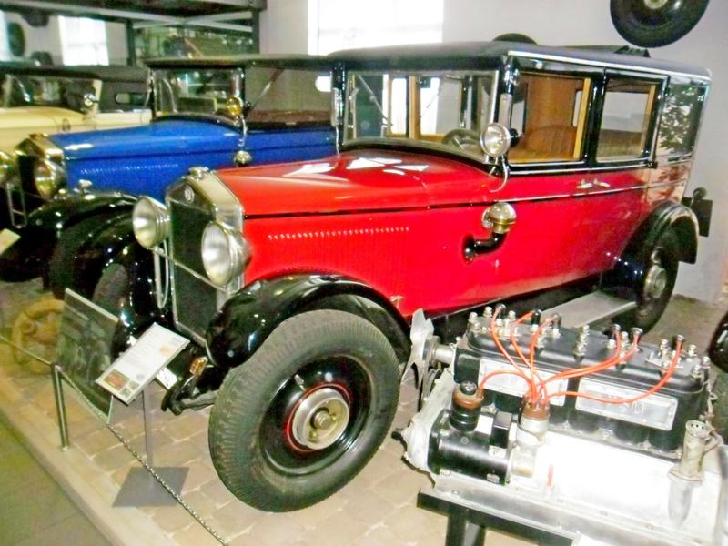 Automobilmuseum Altlußheim bei Speyer. Sam_9344