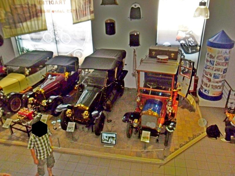 Automobilmuseum Altlußheim bei Speyer. Sam_9345