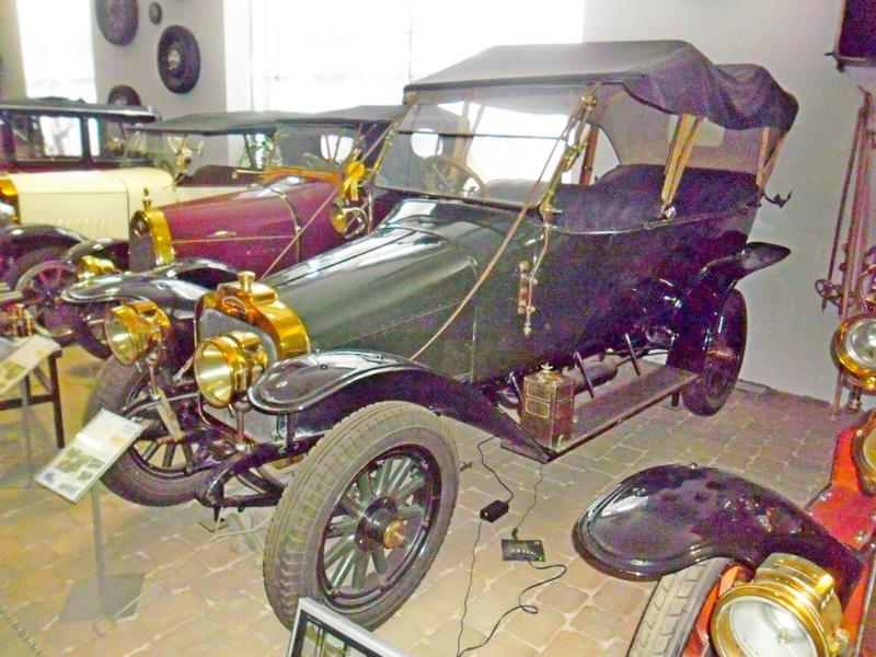 Automobilmuseum Altlußheim bei Speyer. Sam_9346