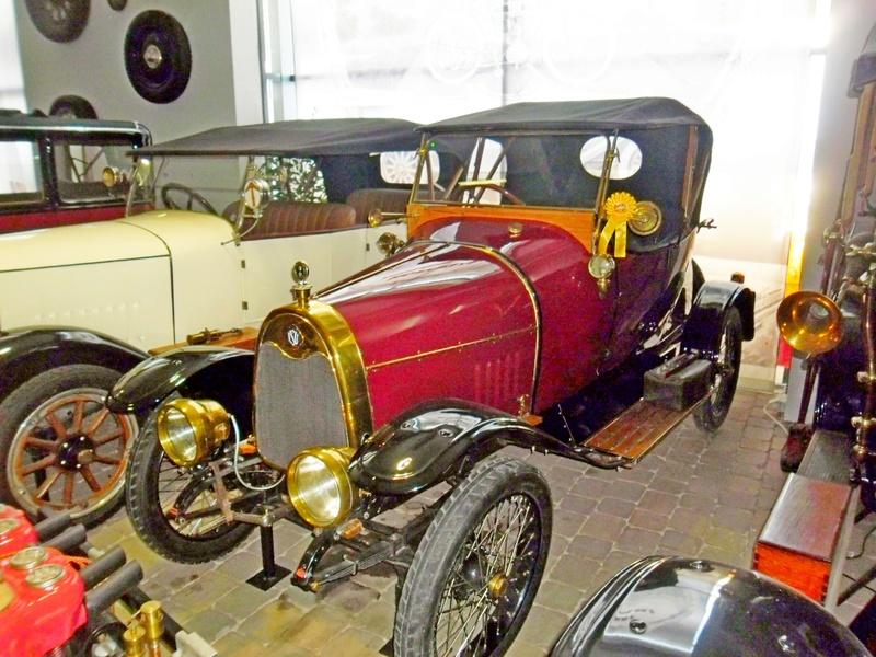 Automobilmuseum Altlußheim bei Speyer. Sam_9347