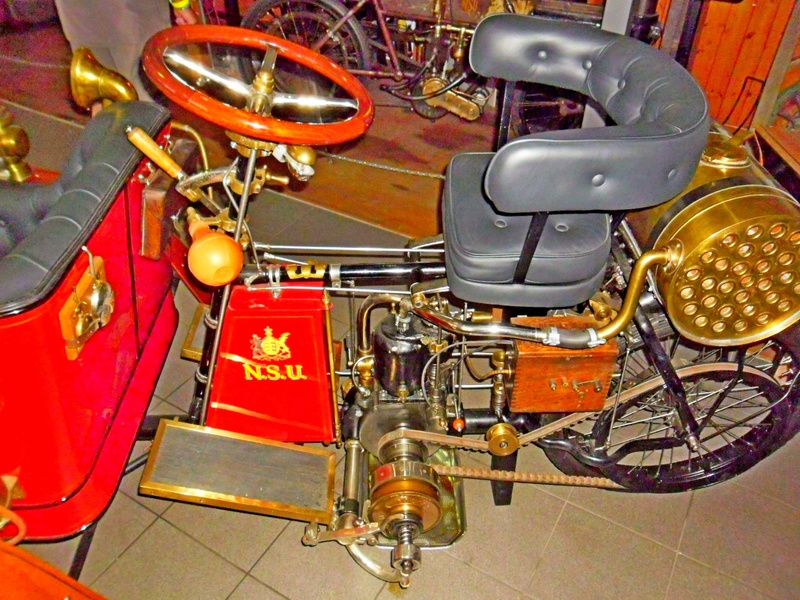 Automobilmuseum Altlußheim bei Speyer. Sam_9348
