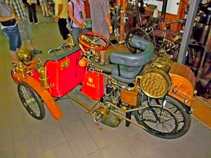 Automobilmuseum Altlußheim bei Speyer. Sam_9349