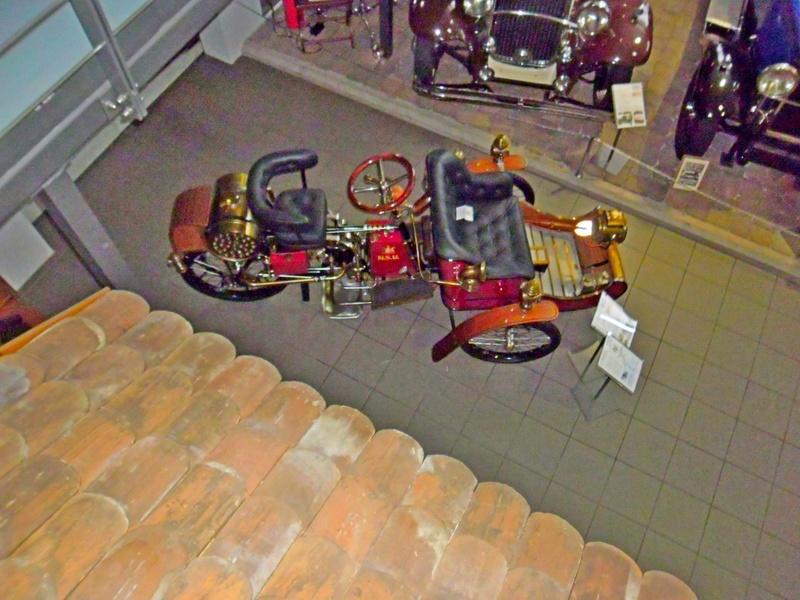 Automobilmuseum Altlußheim bei Speyer. Sam_9350