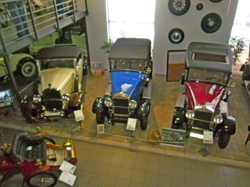Automobilmuseum Altlußheim bei Speyer. Sam_9351