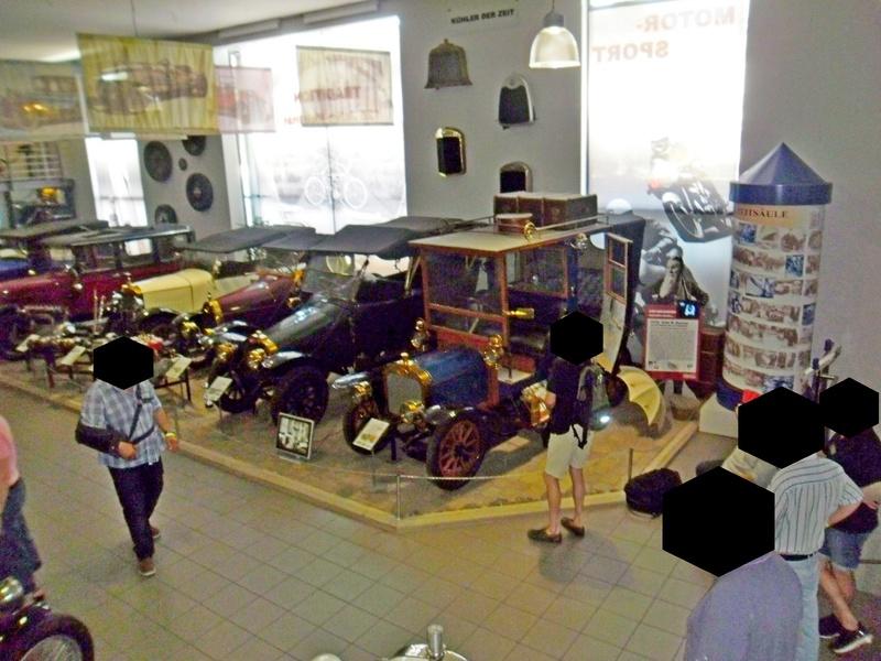 Automobilmuseum Altlußheim bei Speyer. Sam_9355