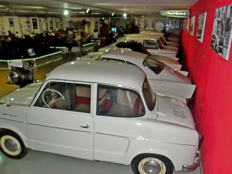 Automobilmuseum Altlußheim bei Speyer. Sam_9356