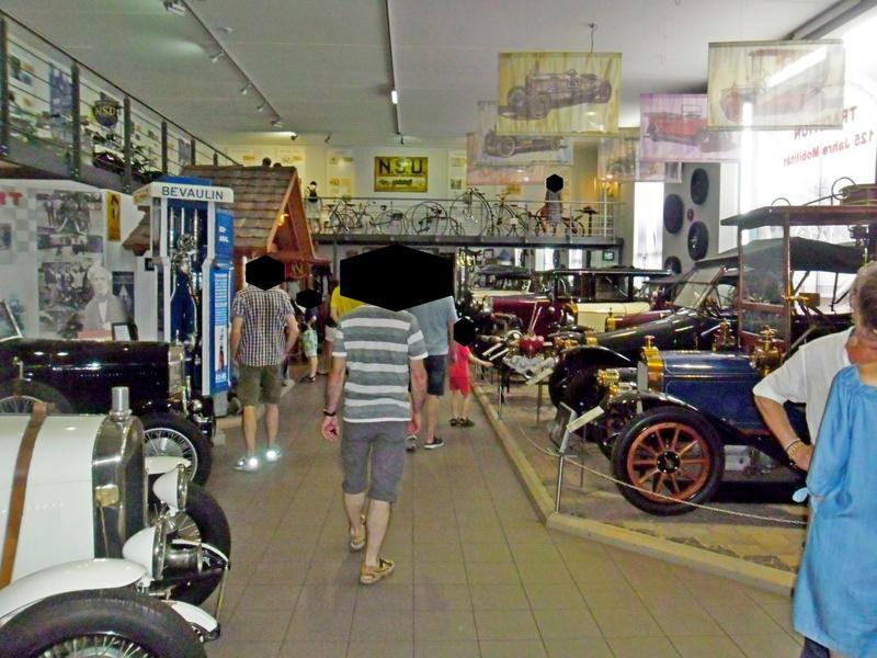 Automobilmuseum Altlußheim bei Speyer. Sam_9357