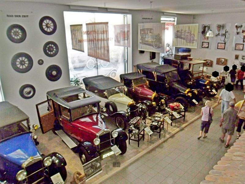 Automobilmuseum Altlußheim bei Speyer. Sam_9358