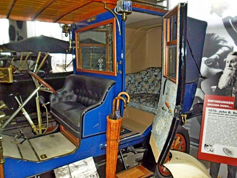 Automobilmuseum Altlußheim bei Speyer. Sam_9361