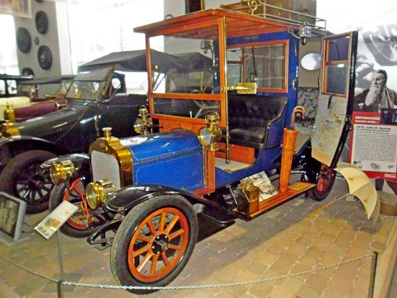 Automobilmuseum Altlußheim bei Speyer. Sam_9363