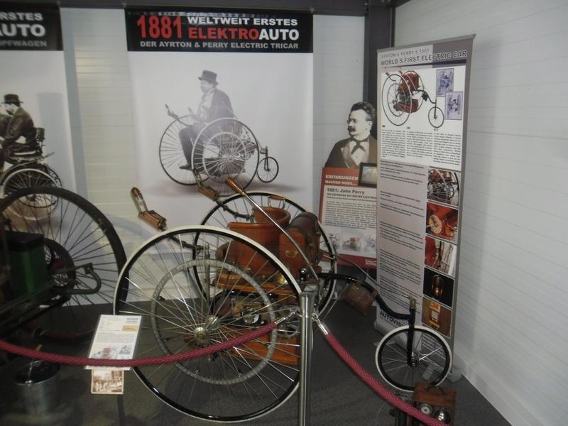 Automobilmuseum Altlußheim bei Speyer. Sam_9365
