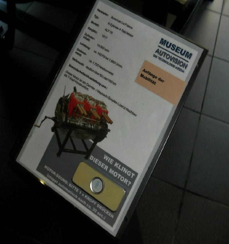 Automobilmuseum Altlußheim bei Speyer. Sam_9366