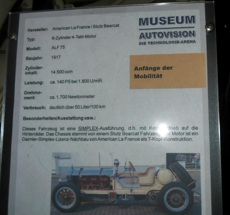 Automobilmuseum Altlußheim bei Speyer. Sam_9367