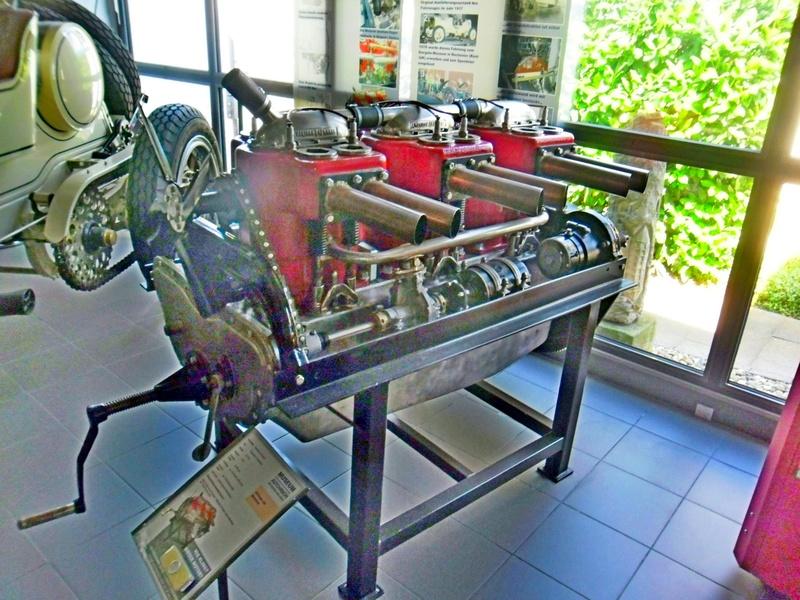 Automobilmuseum Altlußheim bei Speyer. Sam_9368