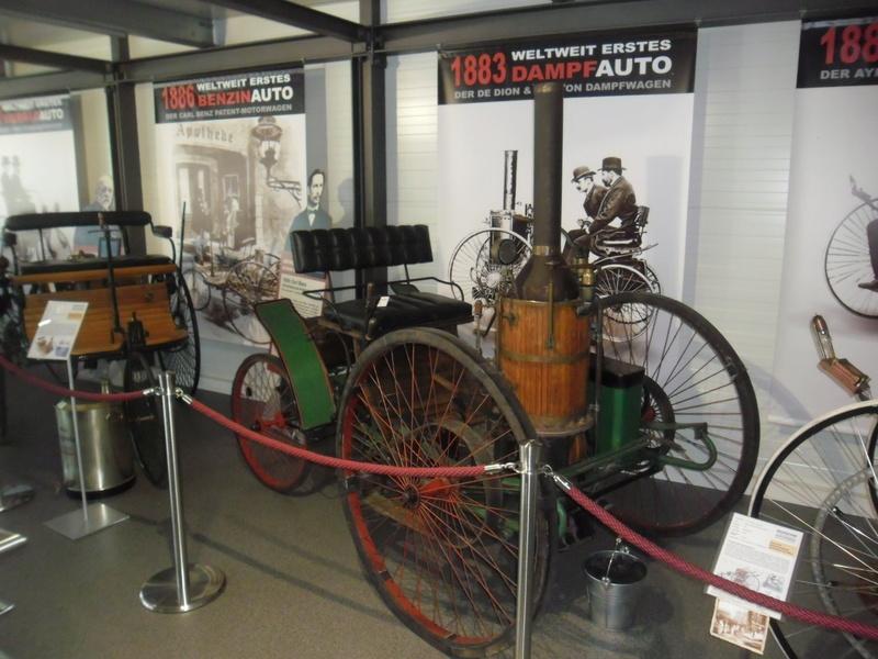 Automobilmuseum Altlußheim bei Speyer. Sam_9370