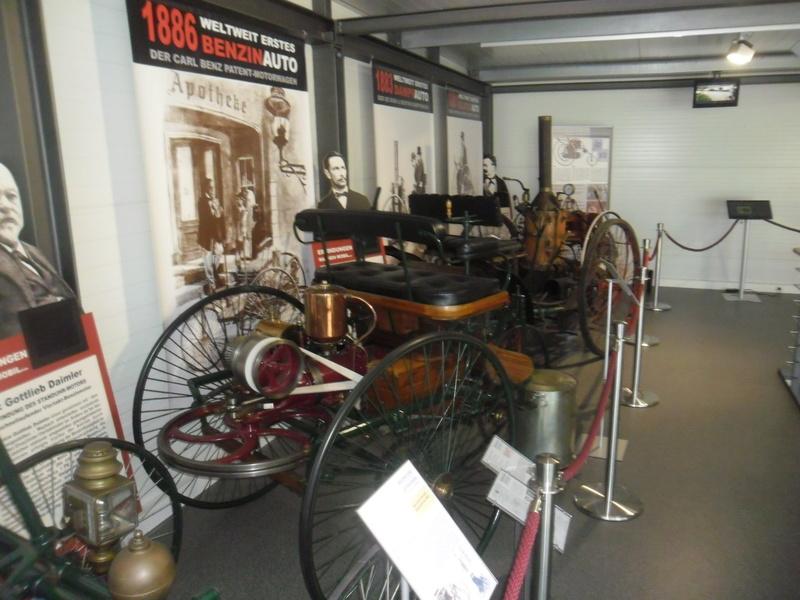 Automobilmuseum Altlußheim bei Speyer. Sam_9373